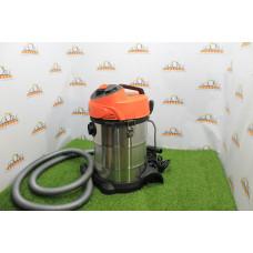Строительный пылесос для сухой и влажной уборки DNIPRO-M VCW-30SA (Б/У)