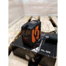 Уровень лазерный, ML-120, 2 луча (Б/У)