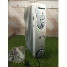 Масляный радиатор Calore HR-7F 1500Вт (Б/У)