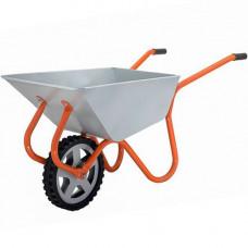 Тачка строительно-садовая Gruntek Профи 1-120 (120 л, 240 кг) (297120240)