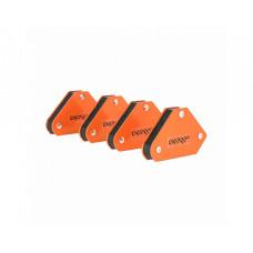 Набір магнітних кутників для зварки DNIPRO-M MW-44 (Б/У)