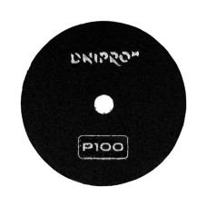 Круг шлифовальный для плитки DNIPRO-M 100 Р100 (Б/У)