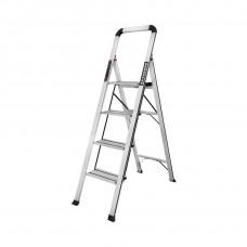 Лестница-стремянка алюминиеваяDNIPRO-M Alteza, 4 ступени (Б/У)