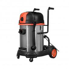 Строительный пылесос для сухой и влажной уборки DNIPRO-M VCW-60SA Self Cleaning