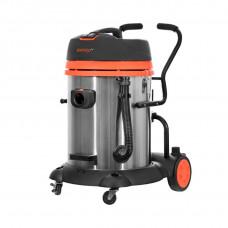 Строительный пылесос для сухой и влажной уборки DNIPRO-M VCW-60S Double Power