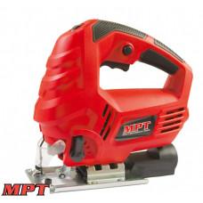 Лобзик MPT электрический 750 Вт, 100/10 мм, 800-3000 об/мин, аксесс. 2 шт