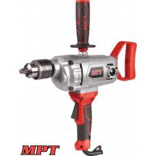 Дрель - миксер MPT PROFI 16 мм, 800 Вт, 850 об/мин, металлический корпус