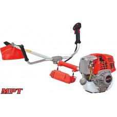 Триммер MPT бензиновый PROFI 1400 Вт, 43 см.куб., 3200 об/мин, штанга 28*2 мм, катушка + диск