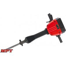 Молоток отбойный MPT PROFI 2200 Вт, 75 Дж, 950 уд/мин, HEX 28, 2 стамески
