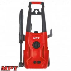 Мойка высокого давления MPT 125 Bar, 1400 Вт, 5.5-6.5 л/мин, медная обмотка, пенная насадка