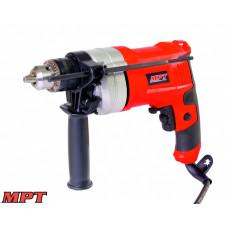 Дрель MPT PROFI 13 мм, 750 Вт, 0-1400 об/мин