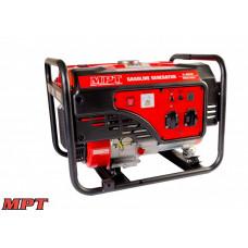 Генератор бензиновый MPT 3,6 кВт, 244 см3, возд.охл., ручной стартер, бак 15 л.,