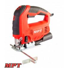 Лобзик MPT электрический 850 Вт, 80/8 мм, 800-3000 об/мин, аксес.4 шт.