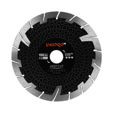 Алмазный диск DNIPRO-M 150х10-30х22,2, Deep Cut (Б/У)