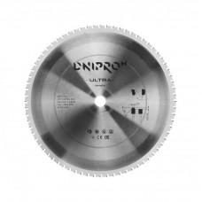 Диск пильный DNIPRO-M ULTRA 355x25.4x72T (по металлу)
