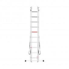 Лестница 3-х секционная универсальная DNIPRO-M CL-65 PRO, 3x10