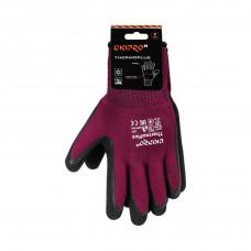 Перчатки защитные DNIPRO-M ThermoPlus, утепленные с латексным покрытием, 10 р.