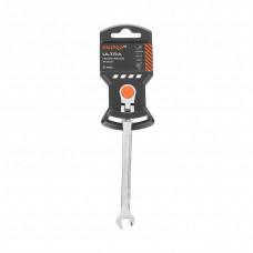 Ключ комбинированный DNIPRO-M ULTRA с трещеткой и шарниром, CR-V, 8 мм