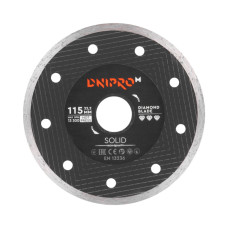 Алмазный диск DNIPRO-M 115 22,2, 1.6 Solid