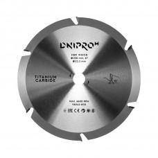 Диск пильний DNIPRO-M 230 6Т, 22,2