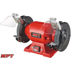 Точильная машина MPT PROFI 125*12,7 мм, 150 Вт, 2950 об/мин, медная обмотка
