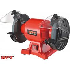Точильная машина MPT PROFI 150*12,7 мм, 250 Вт, 2950 об/мин, медная обмотка