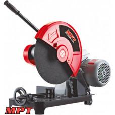 Станок отрезной MPT для металла PROFI 220V, 2600 Вт, 400*25,4 мм, 2280 об/мин, медная обмотка