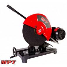 Станок отрезной MPT для металла PROFI 380V, 3000 Вт, 400*25,4 мм, 2280 об/мин, медная обмотка