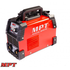 Сварочный аппарат MPT инверторного типа 20-160 А, 1.6-4.0 мм, аксесс. 6 шт