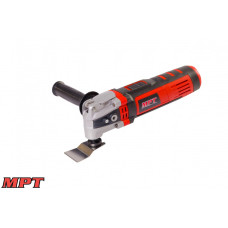 Универсальный резак MPT (реноватор) 400 Вт, 15000-22000 об/мин, аксес 6 шт.
