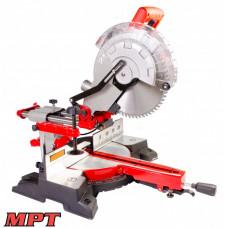 Станок торцовочный MPT для дерева PROFI 2200 Вт, 255*25.4 мм, 5000 об/мин, 4 угла работы