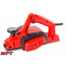 Рубанок MPT электрический 500 Вт, 82*1 мм, 16000 об/мин, аксесс. 4 шт,