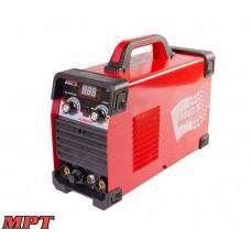 Сварочный аппарат MPT аргонодуговой  инверторного типа 10-180 А, аксесс. 7 шт