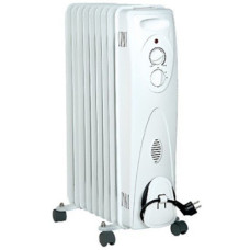 Масляний радіатор Art Life HR-11F,2500Вт (Б/У)
