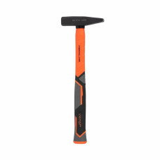 Молоток слесарный DNIPRO-M ULTRA, пластиковая ручка, TPR, 200 г. (Б/У)
