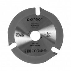Диск пильный DNIPRO-M 125 3Т, 22,2 (Б/У)