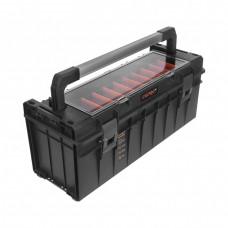 "Ящик для инструмента DNIPRO-M Power Box 26"", алюм. ручка (Б/У)"