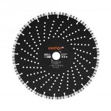 Алмазний диск DNIPRO-M 350х10-32/25,4 Segment