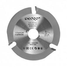 Диск пильний DNIPRO-M 115 3Т, 22,2 (Б/У)