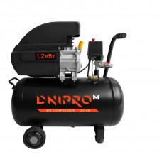 Компрессор воздушный поршневой DNIPRO-M AC - 48