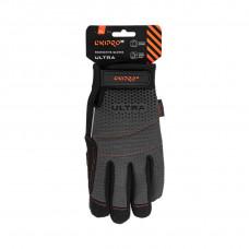 Перчатки защитные DNIPRO-M ULTRA, натур. кожа, XL