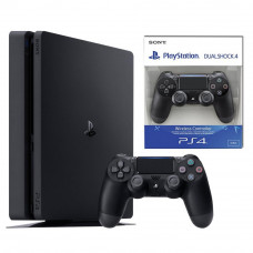 Игровая приставка Sony Playstation 4 Slim 500GB DualShock Bundle