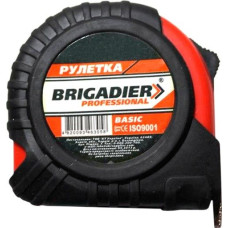 Рулетка Brigadier professional BASIC 7,5м Б.У