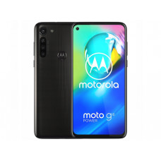 смартфон Motorola G8 Power 4/64GB Dual Sim Black (PAHF0007RS)
