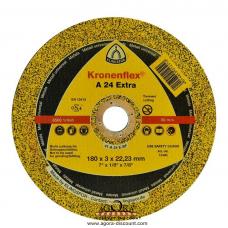 Круг отрезной по металлу Kronenflex 1 14А
