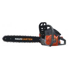 Бензопила цепная HAUSGARTEN HG-CS51, 45см, 2,2 кВт +очки, перчатки Б/У
