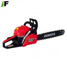 Бензопила Foresta FA-58N+масло в подарок