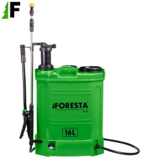 """Аккумуляторный опрыскиватель """"FORESTA"""" BS-16M (2 в 1) Б/У"""
