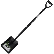 """Лопата совковая """"Foresta"""" SS-1131, сталь, D-рукоять, 1310 мм"""