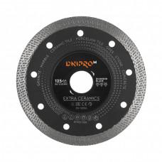 Алмазный диск DNIPRO-M 125 22,2х1.4 Extra-Ceramics